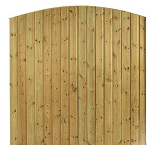 Ship Lap Deluxe Fencing Panel Garden Fence Panels